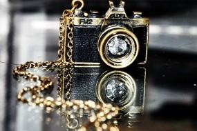 Обои фото кулон: Фото, Фотоаппарат, Кулон, Фотокамера, Разное