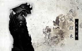 Обои Самурай: Воин, Самурай, Разное