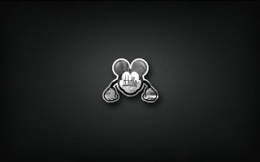 Обои Микки: Минимализм, Мышь, Микки Маус, Привет, Разное