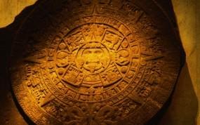 Обои Календарь Ацтэков: Календарь, Древность, Артефакт, Разное