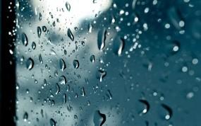 Обои Дождь на стекле: Стекло, Капли, Дождь, Разное