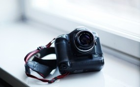 Обои Canon EOS 5D Mark II: Камера, Canon, Фотоаппарат, Разное