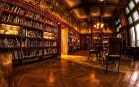Обои Библиотека: Комната, Библиотека, Разное