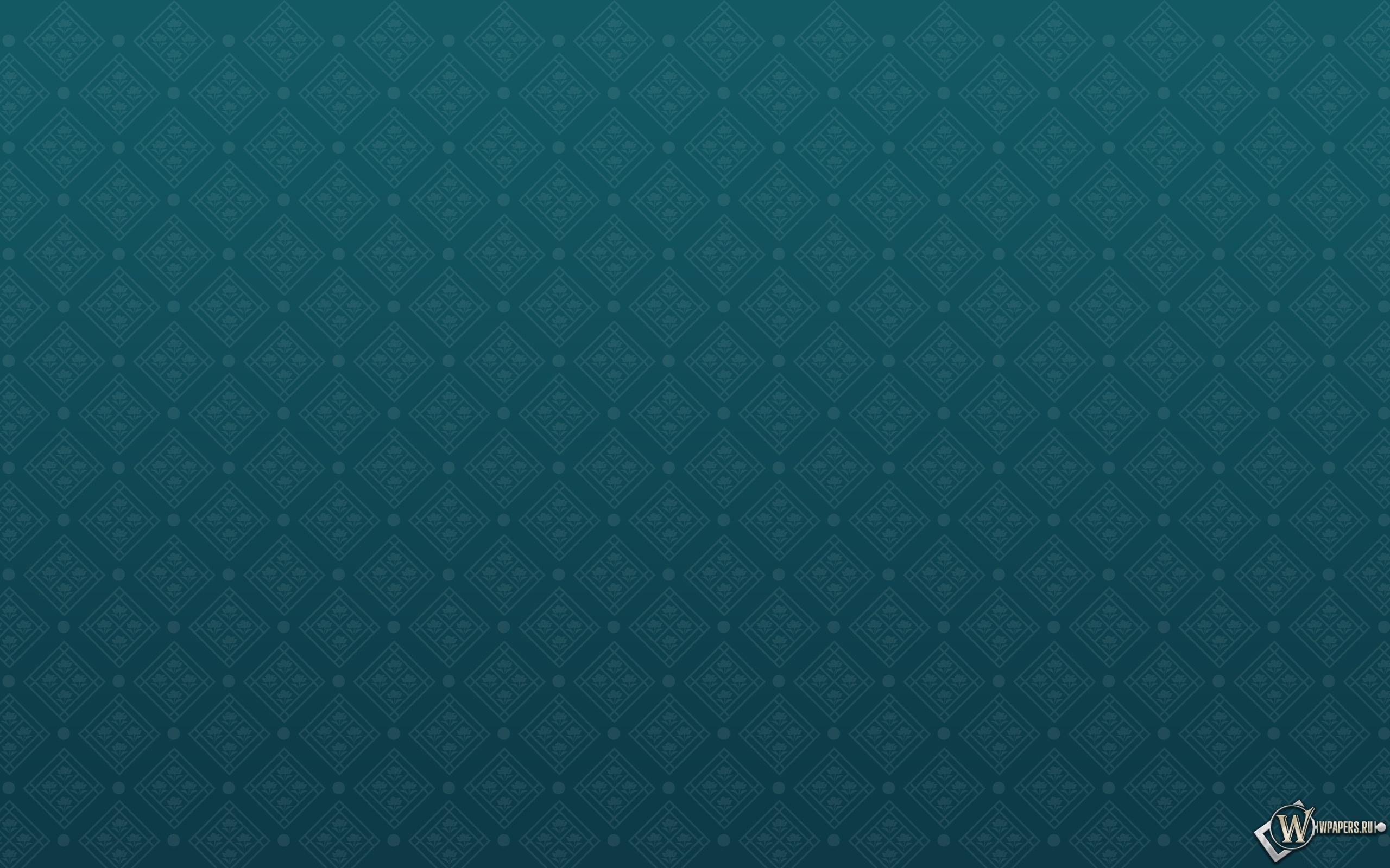 Зелёные обои 2560x1600