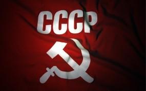 Обои Флаг СССР: СССР, Флаг, Красное, Фон, Разное