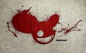 Обои Deadmau5: Кровь, Разное