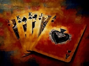 Обои Покер: Карта, Игра, Покер, Разное