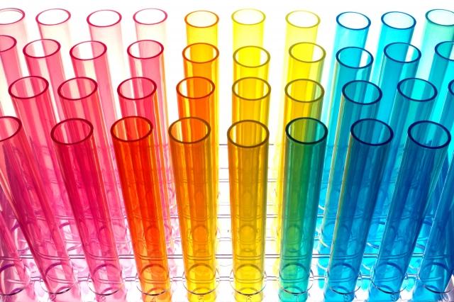Химический рай