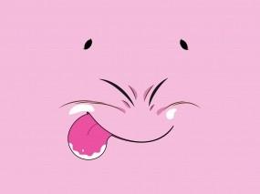 Обои Мультяшка: Розовый, мордочка, мультяшка, Разное