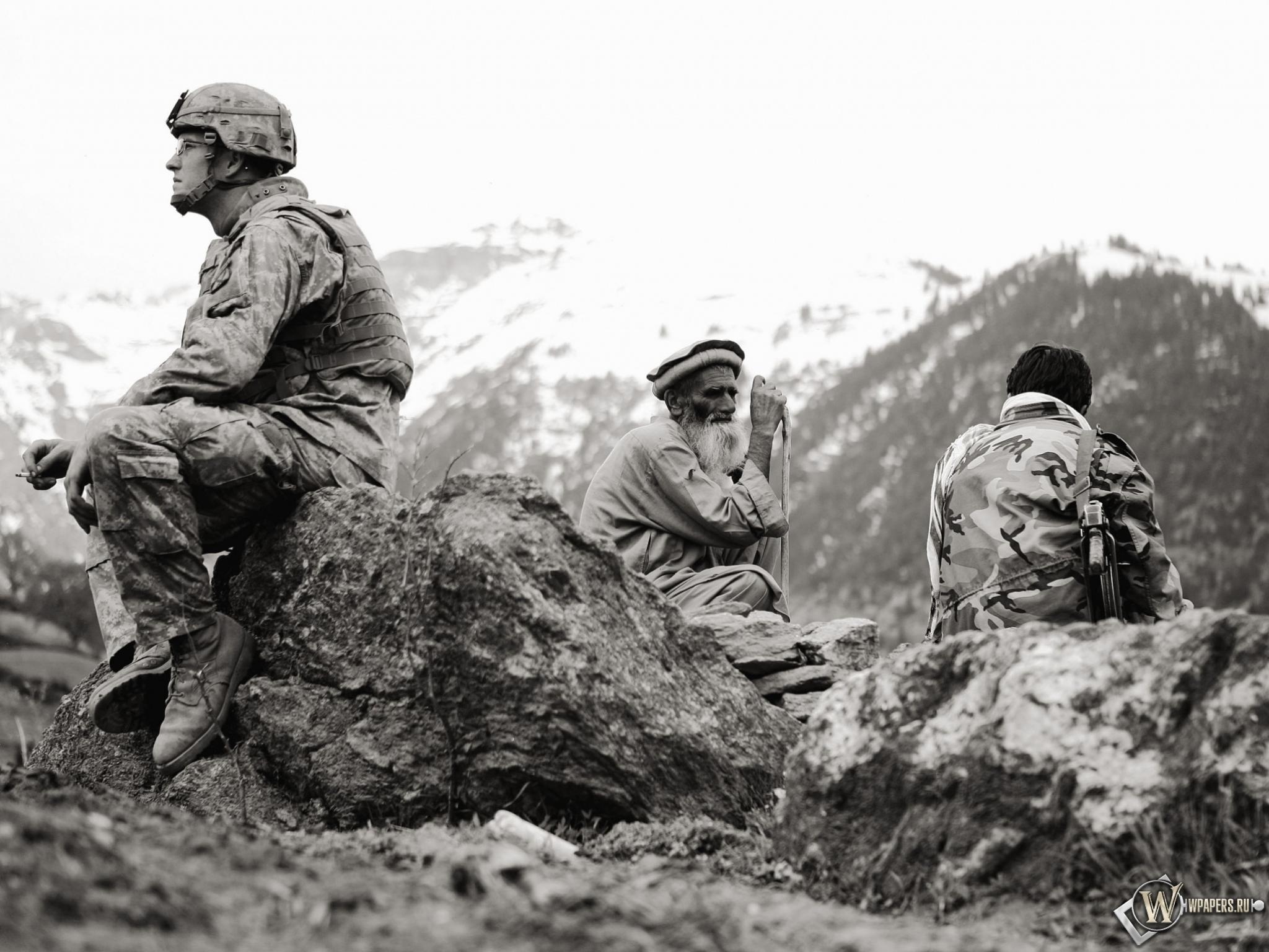 Американец в Афганистане 2048x1536