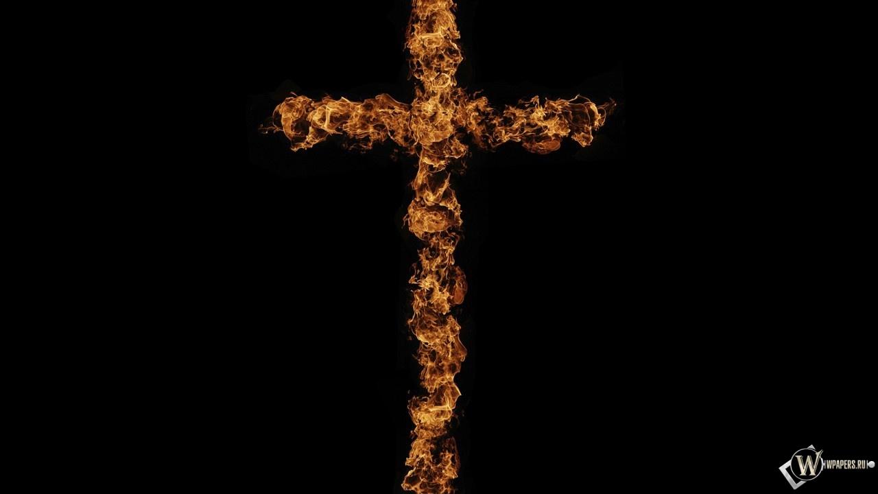 Огненный крест 1280x720