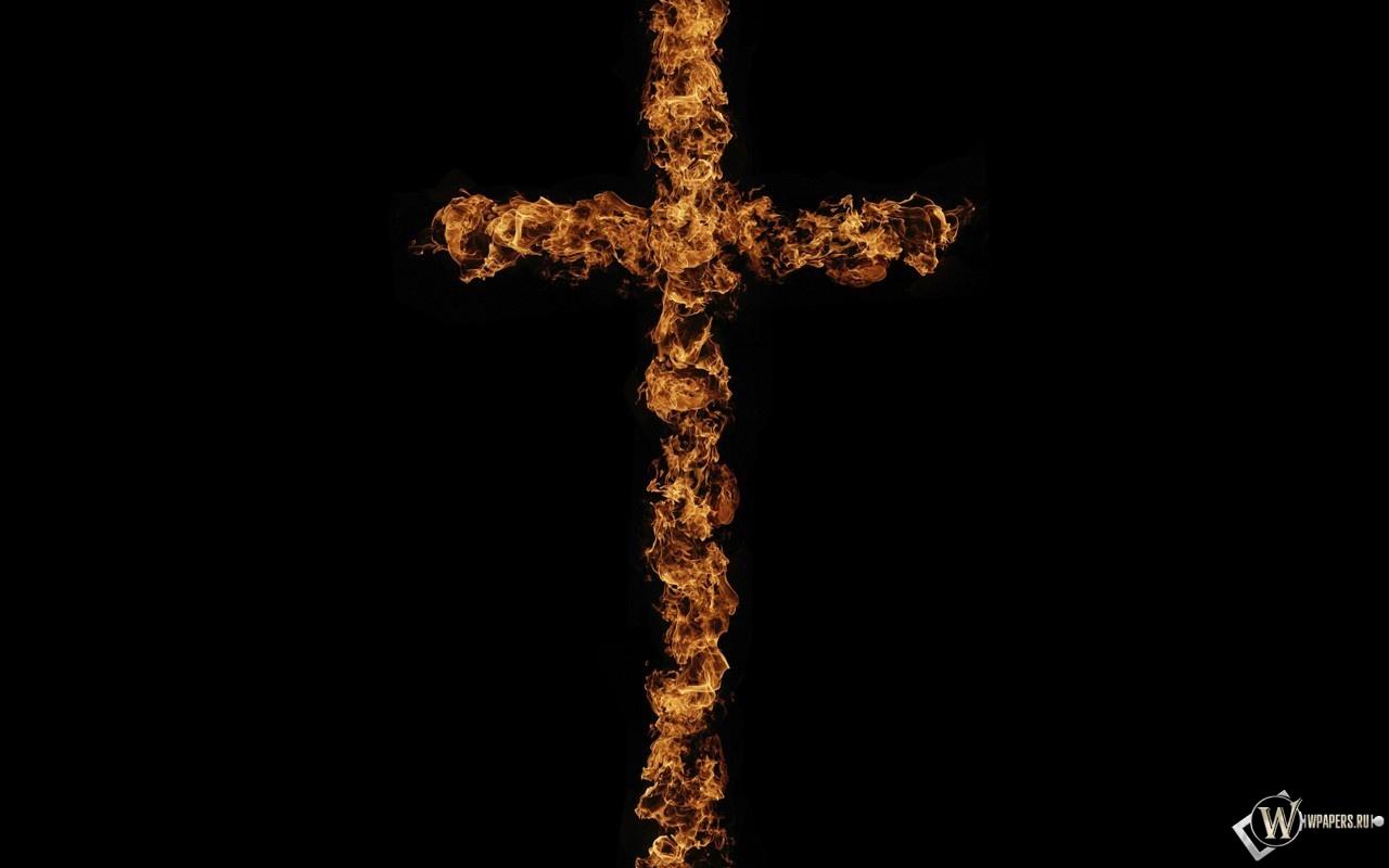 Огненный крест 1280x800