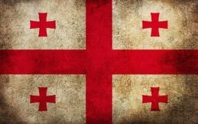 Обои Флаг Грузии: Флаг, Грузия, Разное