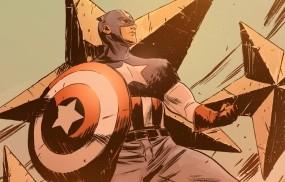 Обои Капитан Америка: Стиль, Креатив, Арт, Герой, Персонаж, Комикс, Разное