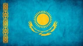 Обои Флаг Казахстана: Флаг, Казахстан, Разное
