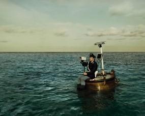 Обои Капитан дальнего плавания: Море, Небо, Полиция, Разное