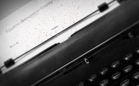 Обои Печатная машинка: Письмо, Кнопки, Разное