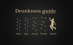 Обои Drunkness Guide: Алкоголь, Разное