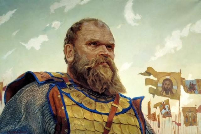 Виктор Маторин Герой Куликовской битвы
