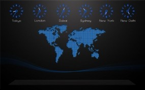 Обои Мировое время: Время, Карта, Текстуры, Разное