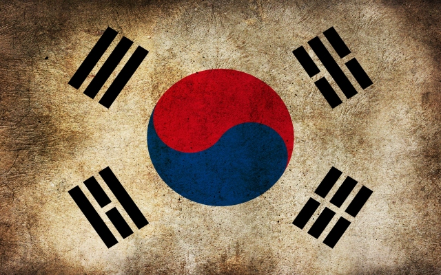 Флаг Кореи