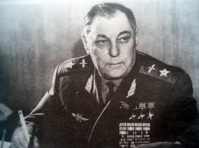 Маршал Александр Иванович Покрышкин
