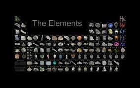 Обои Таблица химических элементов: Химия, Таблица, Разное