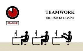 Обои Работники: Офис, Работа, Компы, Deadline, Work, Разное