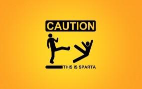 Это Спарта