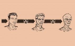 Обои Последствия радиации: Смерть, Радиация, Лучевая болезнь, Разное
