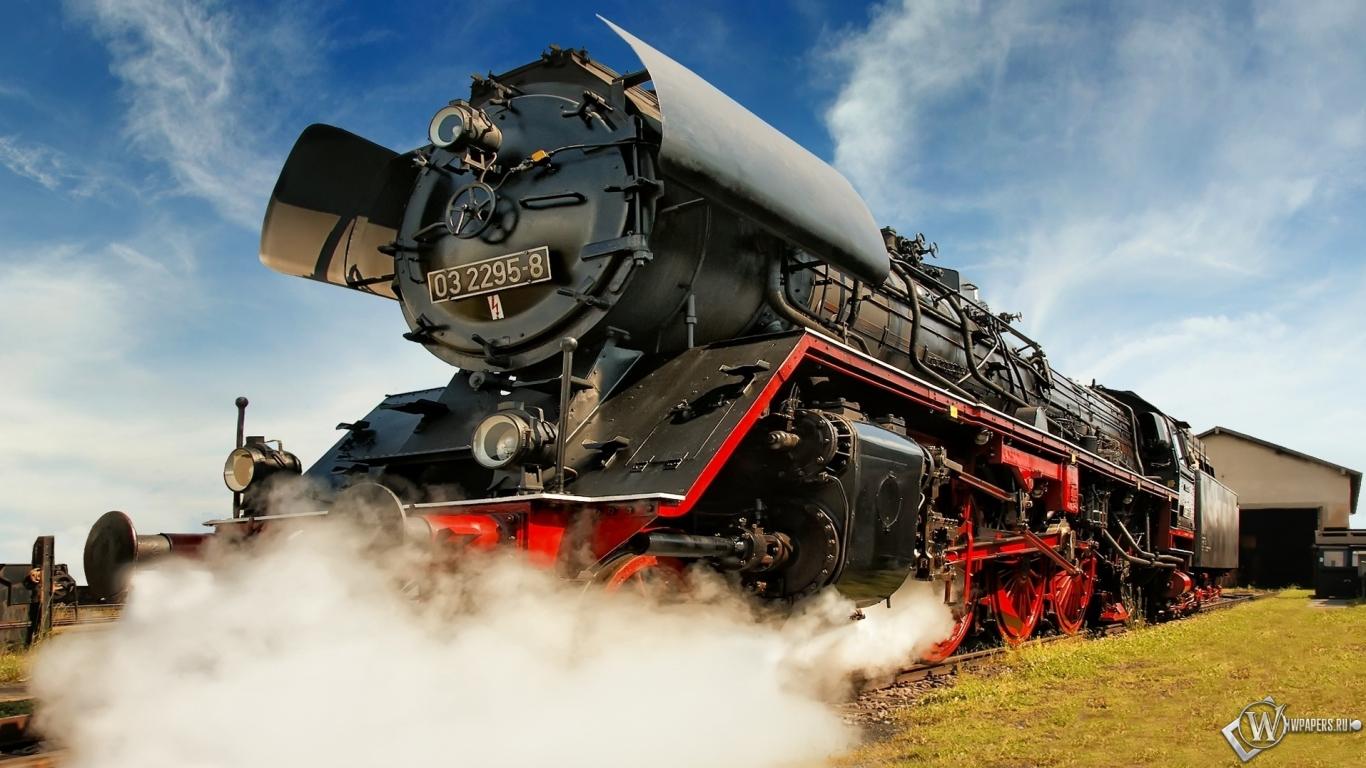 Обои поезда железная дорога
