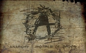 Обои Anacrhy - Mother of Order : Графика, Anarchy, Анархия, Разное