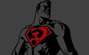 Обои Советский Superman: Серп и Молот, Superman, Разное