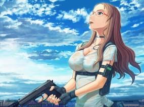 Девушка - агент