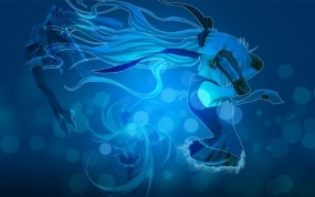 Обои Hatsune miku: Vocaloid, Вокалоид, Аниме