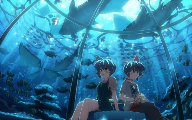 Аниме-аквариум