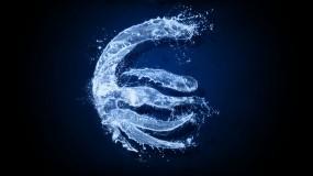 Обои Повелитель стихий: Вода, Символ, Аниме, Аниме