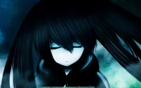Обои Black Rock Shooter: Аниме, Black Rock Shooter, Аниме