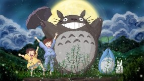 Обои My Neighbor Totoro: Аниме, Тоторо, Аниме