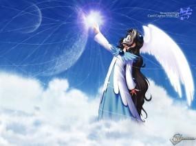Обои Cardcaptor Sakura: Ангел, Cardcaptor Sakura, Аниме