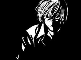 Обои Тетрадь смерти: Death Note, Тетрадь смерти, Ягами, Кира, Аниме