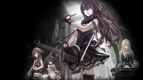 Обои K-on: Концерт, K-On!, Ritsu, Mio, Yui, Tsumugi, Azusa, Аниме