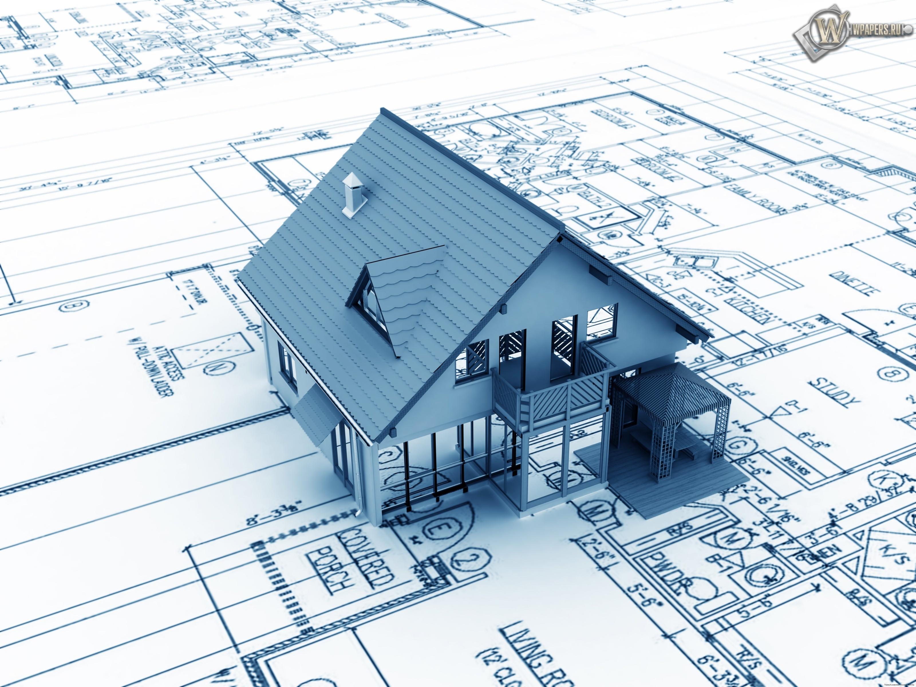 Проект дома 3200x2400