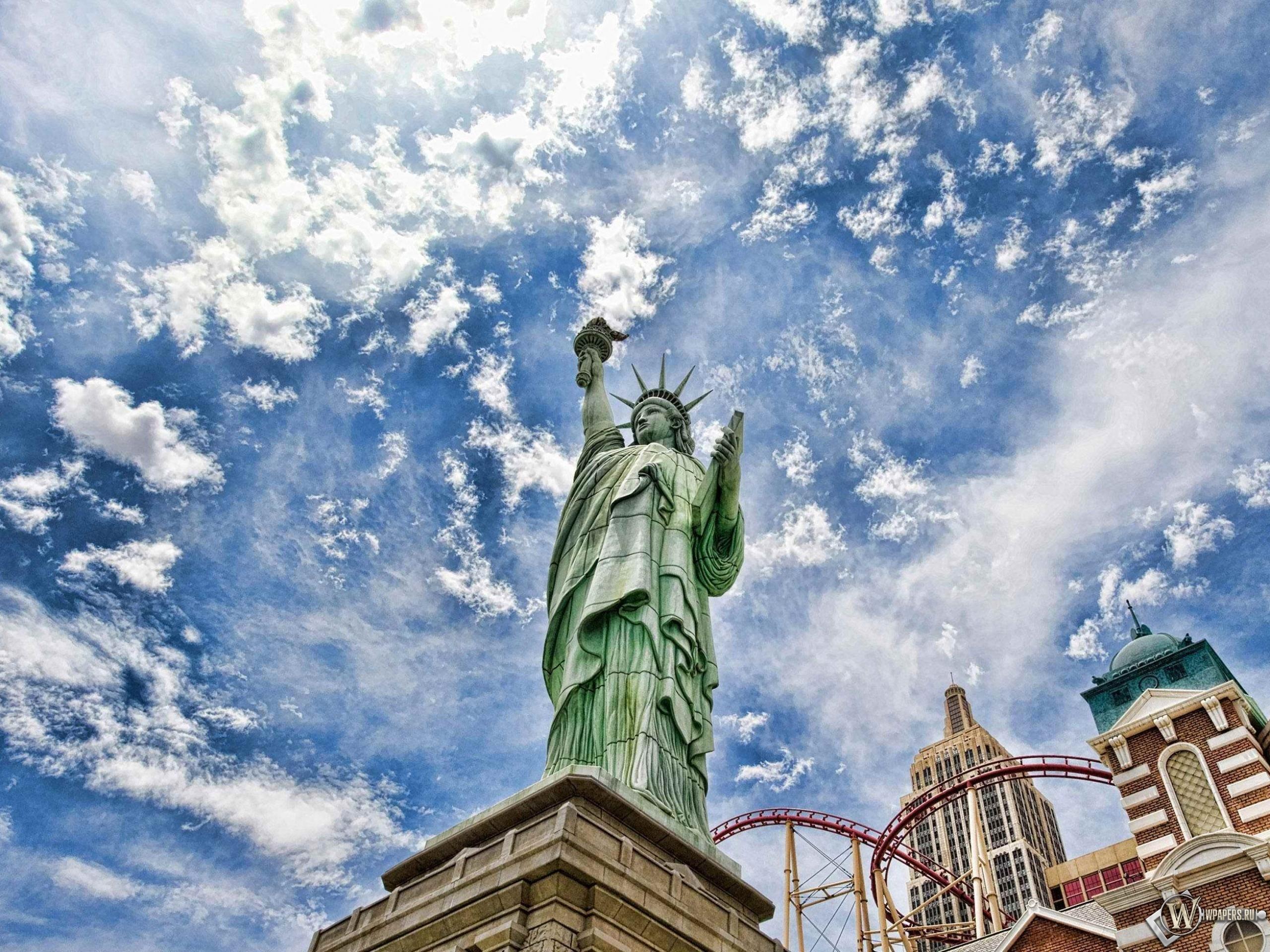Статуя Свободы 2560x1920