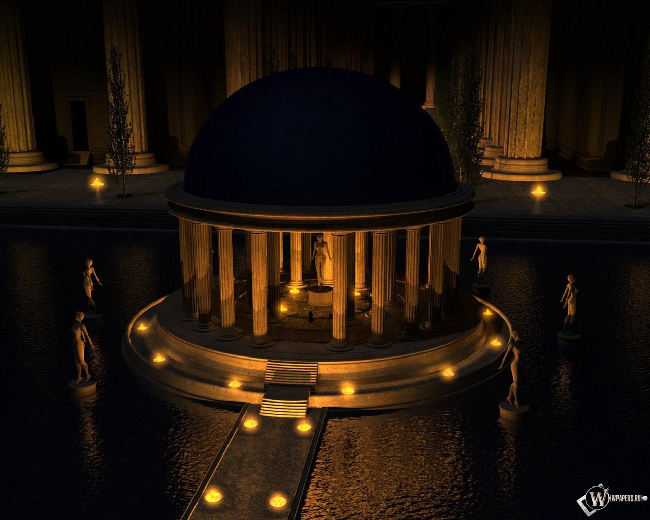 Святилище венеры 1280x1024