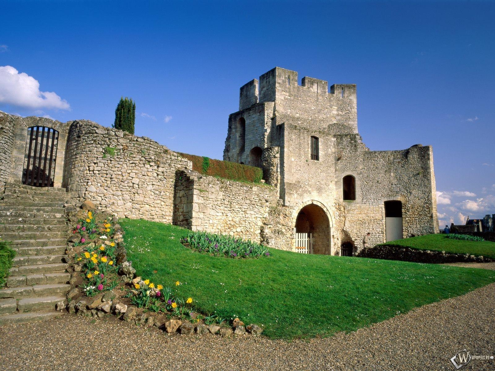 Замок 1600x1200