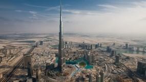 Небоскреб Burge Dubai