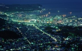 Обои Остров Хоккайдо Япония: Город, Япония, Города