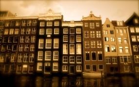 Обои Амстердам: Город, Амстердам, Прочие города