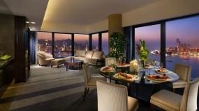 Обои Harbour Grand Hotel Hong Kong: Город, Hong Kong, Отель, Города